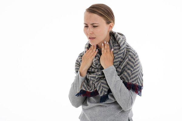 Medicamento para eliminar mocos garganta