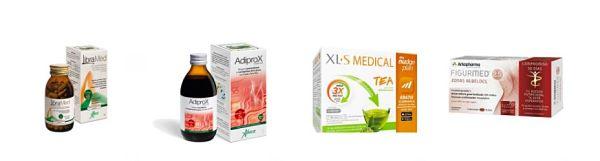 Pastillas, barritas y batidos adelgazantes efectivos de farmacia