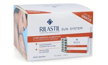 Mejor protector solar oral