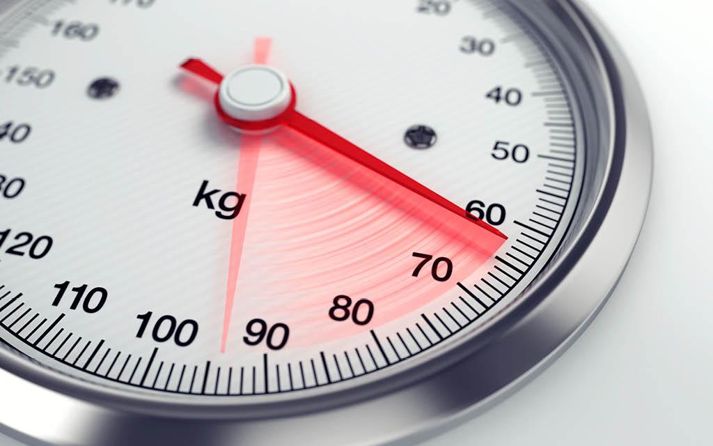 Cómo bajar de peso rápido en 3 días