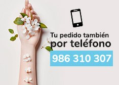 Tu pedido también por teléfono